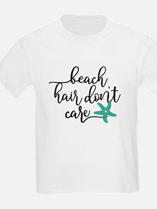 Beach Hair-Don't Care T-Shirt