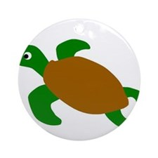 Turtle404 Ornament (Round)