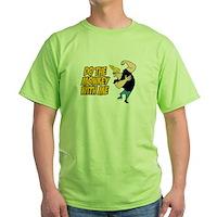 Do The Monkey Green T-Shirt