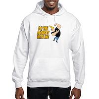 Do The Monkey Hooded Sweatshirt