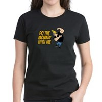 Do The Monkey Women's Dark T-Shirt