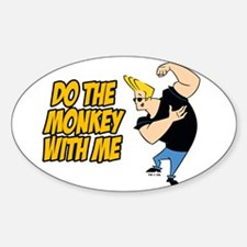 Do The Monkey Decal