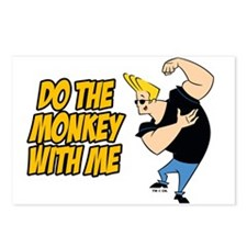 Do The Monkey Postcards (Package of 8)