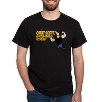 Great Scott Dark T-Shirt