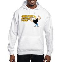 Great Scott Hooded Sweatshirt