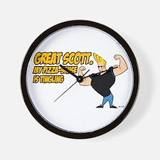 Great Scott Wall Clock