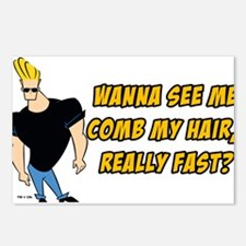 Wana See Me Comb My Hair? Postcards (Package of 8)