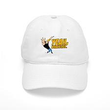 Johnny Bravo Yeah Whatever Baseball Cap