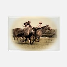 Old style photograph design o Rectangle Magnet (10