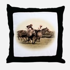 Old style photograph design o Throw Pillow