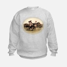 Old style photograph design o Sweatshirt