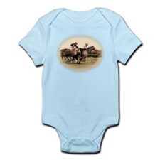 Old style photograph design o Infant Bodysuit