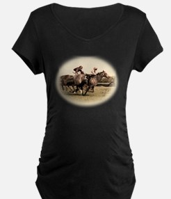 Old style photograph design o T-Shirt