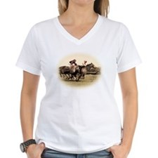 Old style photograph design o Shirt