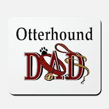 Otterhound Dad Mousepad