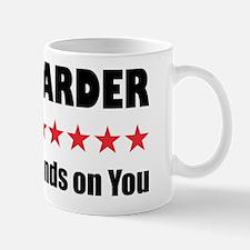 Work Harder Mug
