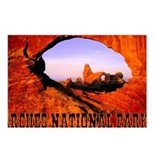 Arches National Park Postcards (Package of 8)