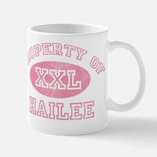 Property of Hailee Mug