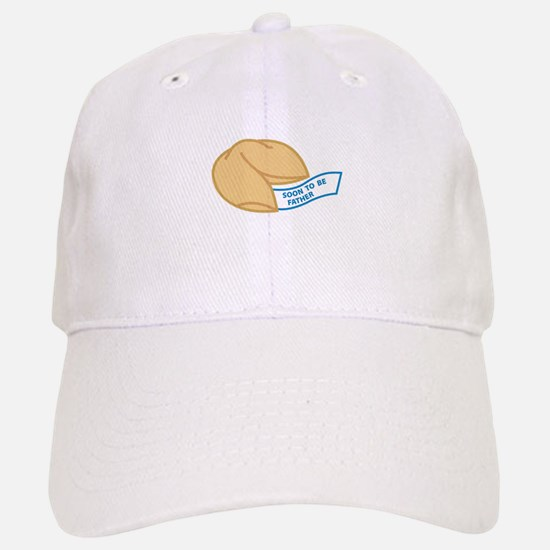 Soon to be Father Baseball Baseball Cap