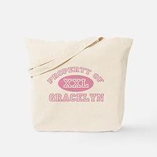 Property of Gracelyn Tote Bag