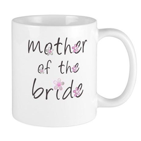 Sweet Mother of the Bride Mug
