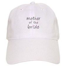 Sweet Mother of the Bride Baseball Cap