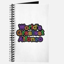 World's Greatest Alfonso Journal