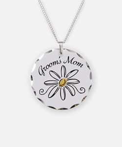 Daisy Mother of Groom Necklace