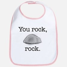 You rock, rock Bib