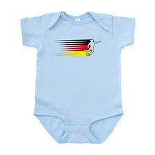 Football - Germany Infant Bodysuit