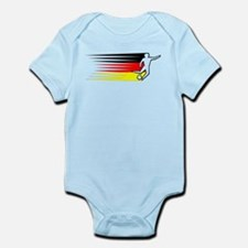 Football - Germany Infant Bodysuit