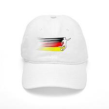 Football - Germany Baseball Cap