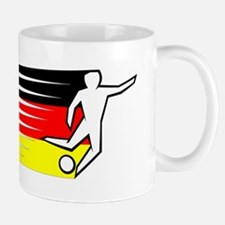 Football - Germany Mug