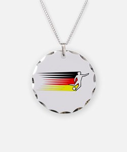 Football - Germany Necklace