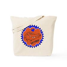 LOVE FLORIDA GATORS Tote Bag