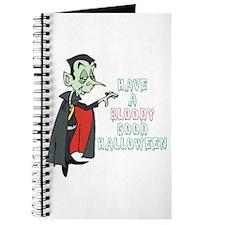 Bloody Good Halloween Journal