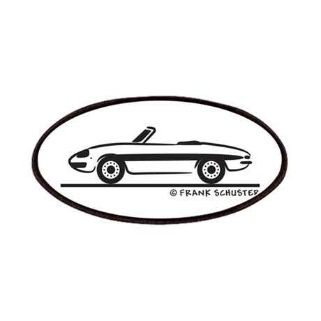 Alfa Romeo Spider Duetto Patches by FrankSchuster