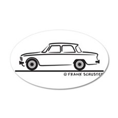 alfa Romeo wall Decals on alfa romeo giulietta sprint
