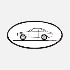 1966 Alfa GTA GTV Patches