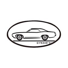 1971 Ford Torino Coupe Patches
