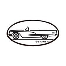 1960 Ford Thunderbird Convert Patches