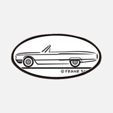 1964 Ford Thunderbird Convert Patches