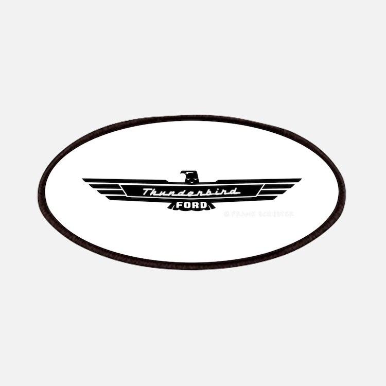 Thunderbird Emblem Patches