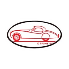 Jaguar 120 Coupe Patches