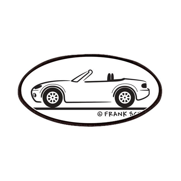 Mazda Miata MX-5 NB Patches by FrankSchuster