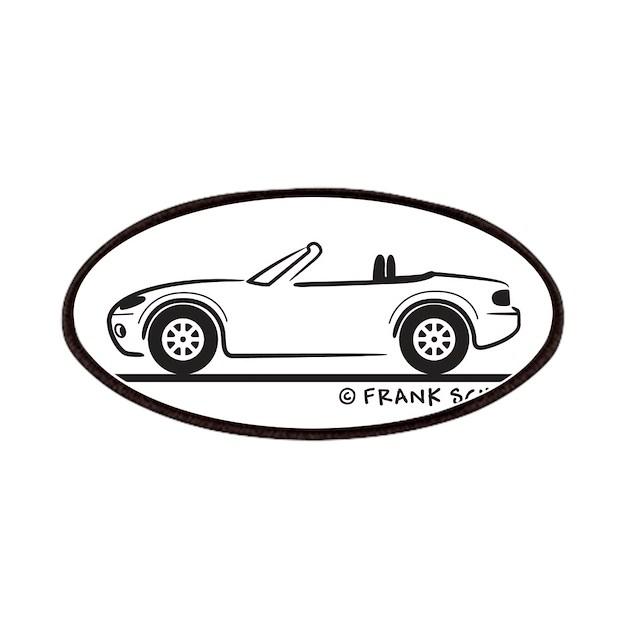 Mazda Miata MX-5 NB Patches by FrankSchuster