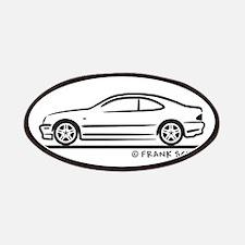 Mercedes CLK Patches