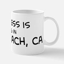 Happiness is Long Beach Mug
