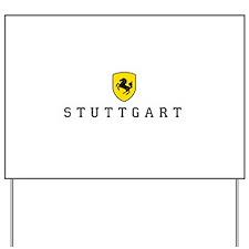 Stuttgarter Wappen Yard Sign
