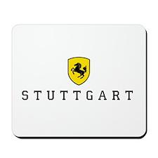 Stuttgarter Wappen Mousepad